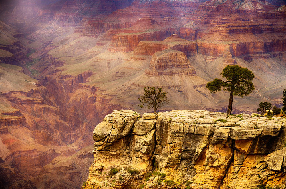 The Grand Canyon, photo by Cecile Van Meensel