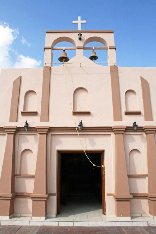 Iglesia de San Rafael in Trincheras, Sonora