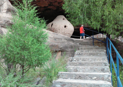 Cave of the Olla