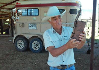 Juan Quezada - Slaughter Ranch