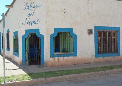 La Casa del Nopal