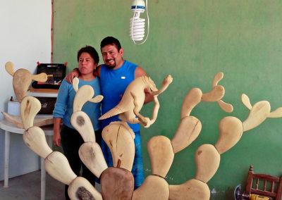 Oaxaca - the Arrazola Arts and Crafts Center
